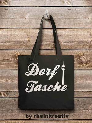 Dorftasche - Schwarz